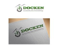 Docken Outdoors and Photography Logo needed by AnamuArt