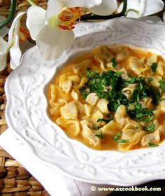 Dumpling Soup, Azerbaijan- Dushbere