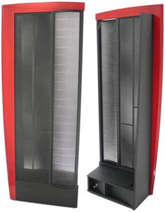Martin Logan CLX, why be normal? Go crazy with your colors... make it fit you and your personality! Both of our speaker makers will build the speakers to match what you want!