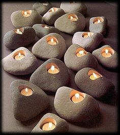 MIU Couture — Rock candles set of 3 - FVS101