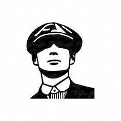 Peaky Blinders SVG - This is a Tommy Shelby Peaky Blinders graphic. Now you can create your own Tommy printout to put wh - Tattoo Design Drawings, Tattoo Sketches, Drawing Sketches, Peaky Blinders Poster, Peaky Blinders Wallpaper, Desenhos Old School, Arte Lowrider, Peaky Blinders Tommy Shelby, Tattoo Graphic