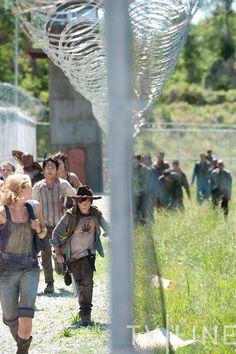 The Walking Dead: Jailbait zombies