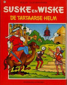 Suske en Wiske #114 De tartaarse helm