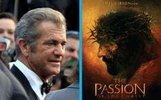 """¿Recuerdan la película """"La Pasión de Cristo"""" producida por Mel Gibson? Pues les…"""