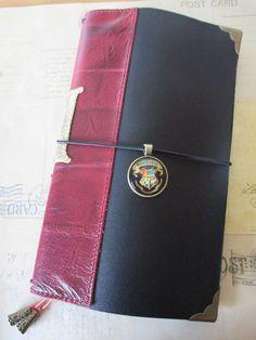 Regular size themed Midori style traveler's notebook