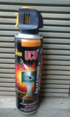 Ucu 848 Injection carburator cleaner