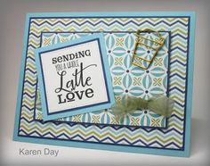 Karen's Creations: Coffee Card #3