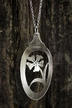 Wildflower Spoon Necklace #Spoons
