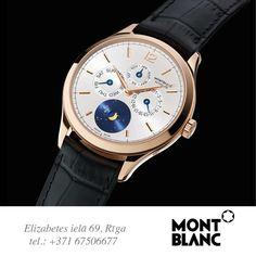 8724546eff8 Montblanc Heritage Chronométrie Quantième Annuel Vasco Da Gama  raksturīpašība ir unikālais Mēness fāzes attēlojums uz ciparnīcas