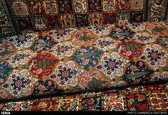 24th Iran's International handmade carpet exhibition in Tehran