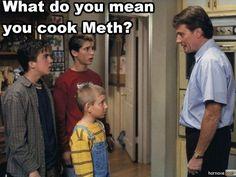 Haha love my Breaking Bad series!