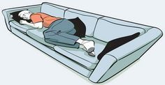 Ako dlho si zdriemnuť aby bol prínos pre váš mozog najlepší