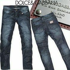 Vendre Jeans Dolce & Gabbana Homme H0077 Pas Cher En Ligne.