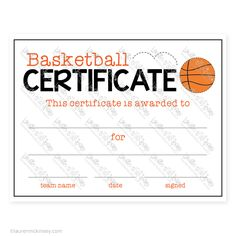 """Printable Basketball Certificate Of Participation - Invitation Templates DesignSearch Results for """"printable basketball certificate of participation"""" – Invitation Templates Design Basketball Awards, Soccer Banquet, Free Basketball, Basketball Party, Party Printables, Free Printables, Sport Craft, Coach Gifts, School Parties"""