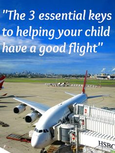 17 tips for flying with kids - visit our blog!