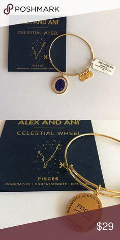 NWT Alex and Ani Pieces Wheel NWT Alex and Ani Pieces Wheel. Alex & Ani Jewelry Bracelets
