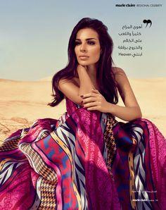 Photography:Carla Guler Styled by:@farahland Hair & Makeup: Britta Tess Model:Nadine Nassib Hjeim