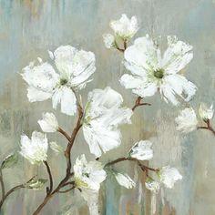 Sweetbay Magnolia Canvas Print & Reviews | Joss & Main