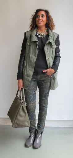 #WILCOLOOK #moda #mujer pantalon #reiko botin #felmini bolso #giannichiarini collar #teriayabar http://www.miinto.es/shops/b-1040-wilco