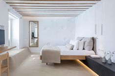 bill & coo suites and lounge hotel, mykonos, cyclades, greece