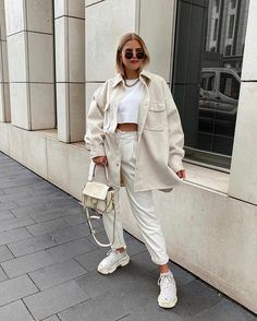 Winter Fashion Outfits, Look Fashion, Spring Outfits, Womens Fashion, Trendy Winter Outfits, Street Style Fashion, Casual Street Style, Looks Chic, Looks Style