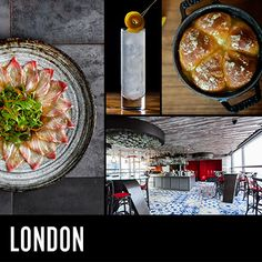 Check out our guide to London's most exciting bars, restaurants and shops. Read more!