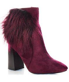 ROF Women's Fashion Vegan Suede Almond Toe Pointy Toe Omb... https://www.amazon.com/dp/B01MPXDFI8/ref=cm_sw_r_pi_dp_x_i9njybH0ZJ6J8