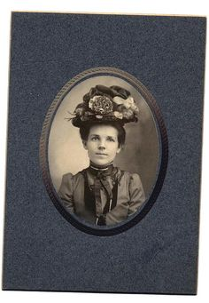 Vintage Original Photo Young Woman with by SwedishGalsAttic, $8.50