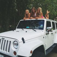 Future white jeep... wishful thinking