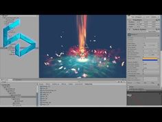 Game Effect Tutorial - Create Mesh For Particle - DucVu FX - YouTube