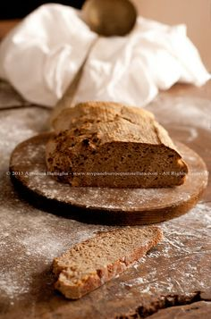 pane di segale - Jurmano by Pane, burro e marmellata, via Flickr