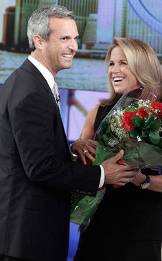 Katie Couric John Molner from Celeb Weddings We Can't Wait For Katie Couric, Celebrity Houses, Celebs, Celebrities, Home Wedding, Cant Wait, Celebrity Weddings, Old Hollywood, Proposal