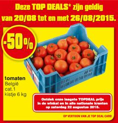 TOPdeal Tomaten