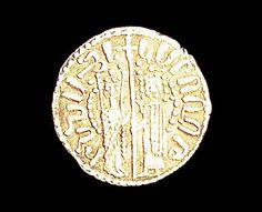 METALWORK & ENGRAVINGS - Het'um & Zabel, Silver, Obverse, Erevan, State Historical Museum, 1226-1254. Photo: State Historical Museum, Erevan Armenian Culture, Seals, Metal Working, Coins, Museum, Silver, Art, Art Background, Money