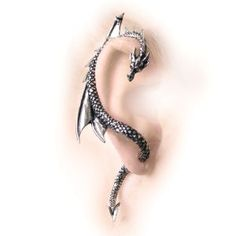 $49.95 may seem like a lot to pay for pewter jewelry, but come on, it's a *dragon*.