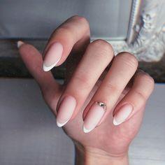#маникюр #ногти #френч
