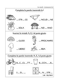 Italian Language, Kids Learning, Activities For Kids, Homeschool, Puzzle, Alphabet, Speech Language Therapy, Autism, Emerald