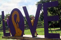 $10 or LESS! Virginia's Fun for Kids! LOVEwork at Maymont. Photo by Casey Higgins. #family #kids #loveva
