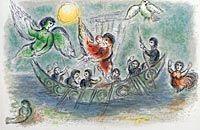 L'épopée d'Homère et son influence sur les arts, au Louvre-Lens Marc Chagall, Nausicaa, Louvre, Painting, Animals, Etchings, Lens, Google Search, Greek Warrior