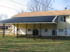 1000 Images About Adorable Retro Aluminum Awnings On