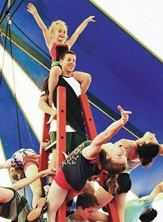 Circus Smirkus to roll in: Local teen to perform, carrying on what is becoming a family tradition