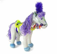 Manhattan Toy Groovy Style Primrose Horse from Manhattan Toy Manhattan Toy  Click on photo Now!