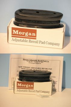 Skeet and Trap Shooting 111292: Morgan - Straight Recoil Pad - 557-100-005 Adjustable - Skeet Sporting Clays -> BUY IT NOW ONLY: $44.95 on eBay!