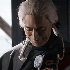 Major John Andre.. Reminds me of Jason Isaacs in this one