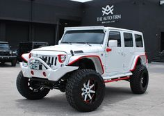 2015 White Jeep Wrangler Sahara Off Road