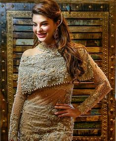 All Things Bollywood — pawansbrownsweater: Jacqueline Fernandez→ Wearing. Hot Actresses, Beautiful Actresses, Indian Actresses, Jacqueline Fernandez, Bollywood Stars, Bollywood Fashion, Bollywood Images, Bollywood Girls, Bollywood Celebrities
