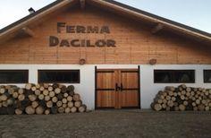 Ferma Dacilor Romania, Garage Doors, Shed, Outdoor Structures, Restaurant, Outdoor Decor, Home Decor, Decoration Home, Room Decor