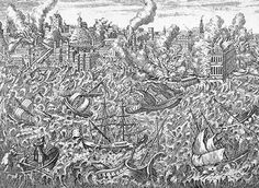 The 1755 Lisbon earthquake, also known as the Great Lisbon Earthquake, was a megathrust earthquake that took place on Saturday 1 November 1755, at around 9:40 in the morning