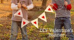 Valentine Banner: Tutorial