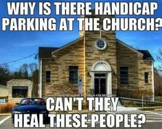 No, and they are too stupid to see the evidence right in their own parking lot.